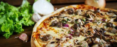 Mushroom Lover's Pizza Recipe