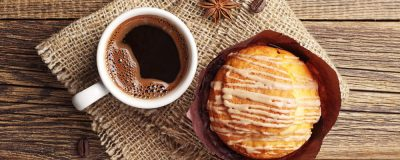 Passover Coffee Cake Muffins